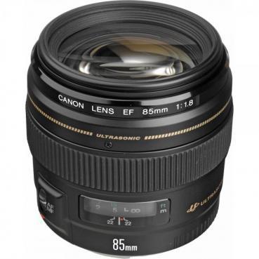 Canon EF 85/1.8