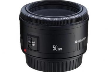 Canon EF 50/1.8 II